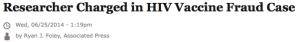 HIVfraud