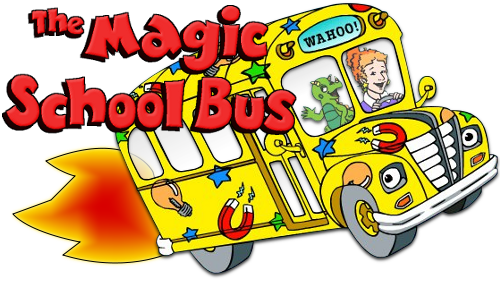 a new and improved magic school bus   causescience clipart school bus school bus clip art free