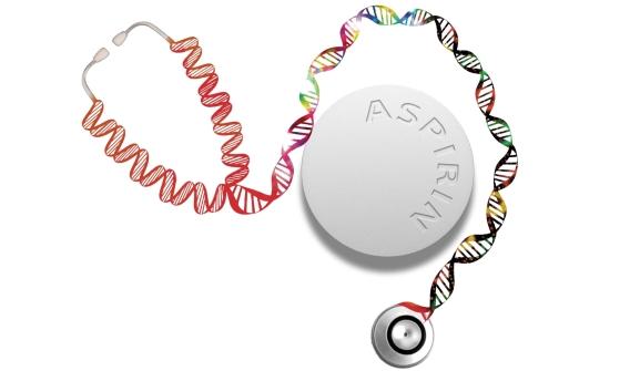 Aspirin and DNA Stethoscope
